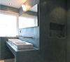 modern tadelakt application