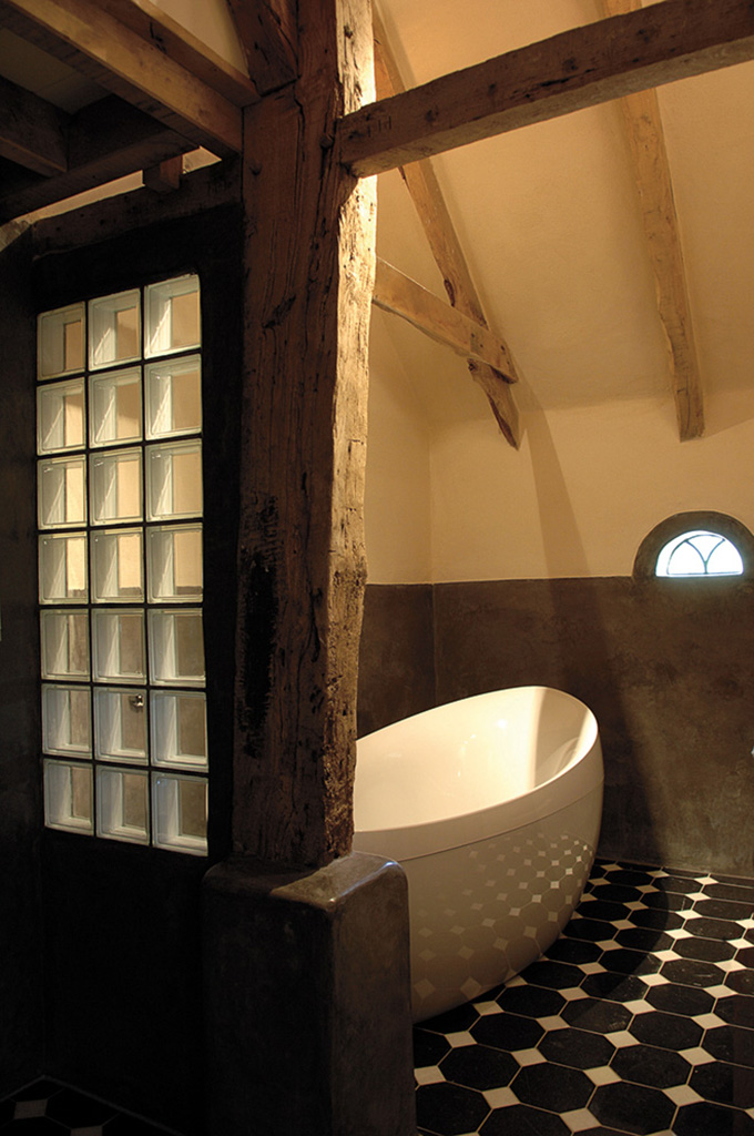 Tadelakt at the farm